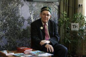Скончался поэт и прозаик Шагинур Мустафин