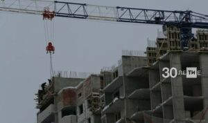 В Татарстане построили более 35% запланированного жилья