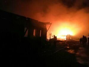 Отец и четверо детей погибли в пожаре в Иркутской области