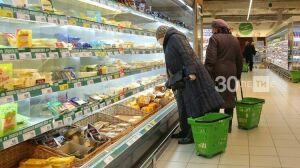 Безработные самозанятые из Татарстана получили продуктовые наборы на детей