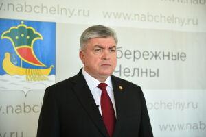Наиль Магдеев призвал челнинцев по-прежнему носить маски на улицах