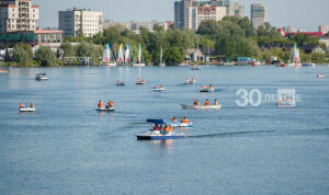 В Татарстане ожидается 37-градусная жара