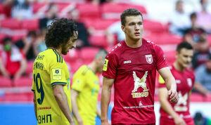 «Рубин» и «Ростов» не выявили победителя в Казани