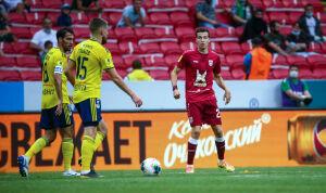 Игрок «Рубина» Макаров получил травму в матче против «Ростова»