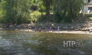 В Нижнекамске провели рейд по местам, запрещенным для купания