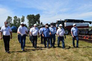 Марат Зяббаров: Урожай ожидается достойным, главное – вовремя его собрать