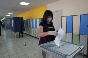 Решение о мерах предосторожности в день голосования в РТ примут в начале сентября