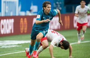 Гол уроженца Набережных Челнов вывел «Зенит» в финал Кубка России по футболу