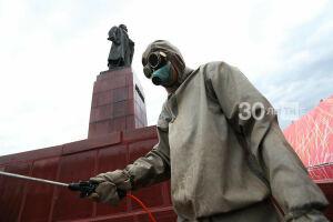 Татарстанские компании получат около 380 млн рублей субсидий на дезинфекцию