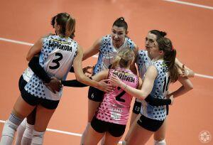 Казань примет предварительный этап женского Кубка России по волейболу