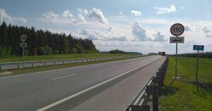 В Казани на Оренбургском тракте планируют увеличить скорость до 110 км/час