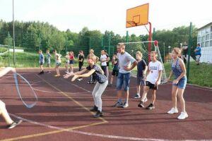 Лагерь «Акчарлак» в Дрожжановском районе принял новых отдыхающих