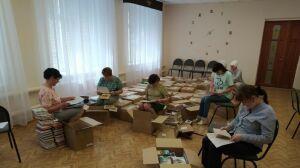 Книжный фонд библиотеки в Арском районе увеличился вдвое благодаря нацпроекту