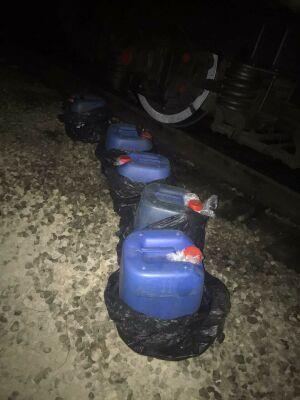 В суде предстанут воровавшие дизельное топливо с тепловозов шестеро татарстанцев