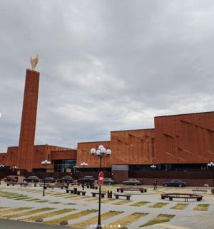 В соцсетях выложили новые фото реконструкции НКЦ «Казань»