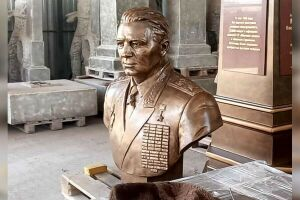 В Челнах появится памятный комплекс, посвященный основателю ВДВ