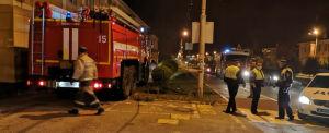В Татарстане автоинспекторы вынесли на руках из горящей квартиры пожилого мужчину