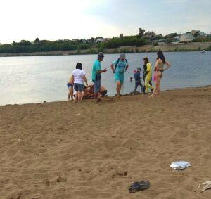 В Челнах спасенный отдыхающими из реки Мелекеска мужчина впал в кому