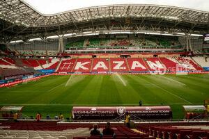 «Ак Барс Арена» анонсировала проведение матча «Рубин» — «Оренбург» 5 июля