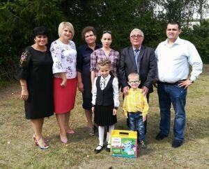 Супруги Московы из Заинска стали примером дружной и крепкой семьи