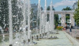 В Казани побит температурный рекорд 66-летней давности