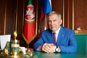 Минниханов вошел в топ-3 медиарейтинга руководителей регионов ПФО