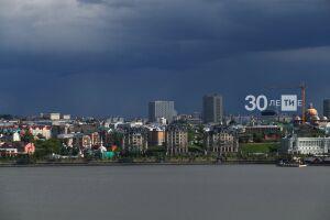 Синоптики предупредили татарстанцев о граде и сильном ветре