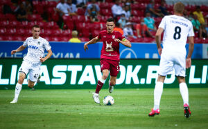 «Рубин» обыграл дома «Краснодар», который стремится в Лигу чемпионов