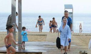 Роспотребнадзор по РТ разрешил купаться на пляже в Лаишево
