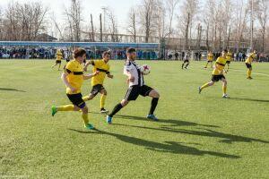 Чемпионат Татарстана по футболу стартует 8 августа