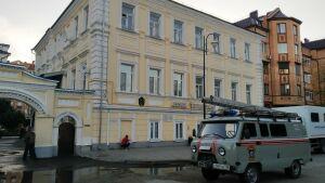 В подвале дома в центре Казани утонул мужчина