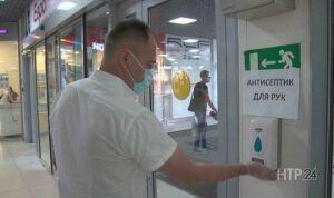 В Нижнекамске закрыли магазин, в котором продавцам не измеряли температуру