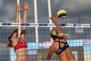 Казань примет этап чемпионата России по пляжному волейболу