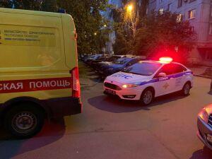 В Казани мужчина набросился с ножом на супругу