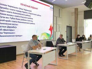 ЦИК Татарстана провел жеребьевку бесплатной печатной площади между кандидатами