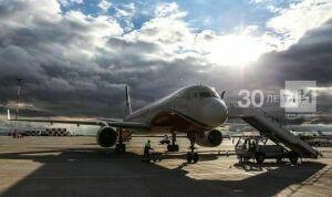 Международное авиасообщение из Казани планируют восстановить с 1 сентября