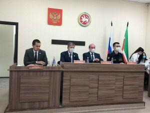 В Казани открылось новое здание отделения судебных приставов