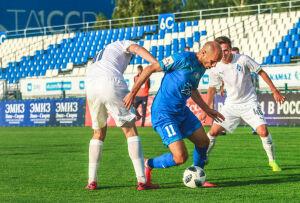 ФК «КАМАЗ» может провести домашний матч Кубка России по футболу в Ульяновске