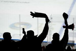 Матчи Кубка чемпионов по хоккею в Казани пройдут со зрителями