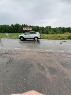 Один человек пострадал в ДТП с тремя авто в Татарстане
