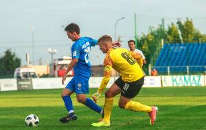 Стало известно место проведения домашнего матча «КАМАЗа» в Кубке России