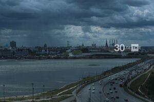Синоптики предупредили о тумане и грозах в Татарстане