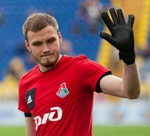 Источник: Бывший вратарь «Локомотив» Никита Медведев близок к переходу в «Рубин»