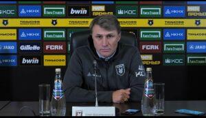 И.о. главного тренера «Рубина»: Обидно набрать лишь одно очко в двух матчах