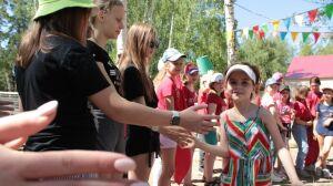 За две смены в лагерях РТ отдохнули более 33 тыс. детей