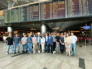 Татарстанские врачи вылетели в Узбекистан для помощи в борьбе с Covid-19