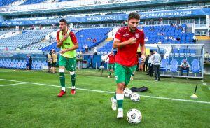 Давиташвили и Бегич выйдут в стартовом составе «Рубина» в игре против «Сочи»