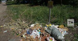 Проблему мусора в Татарстане взяли под контроль общественные инспекторы