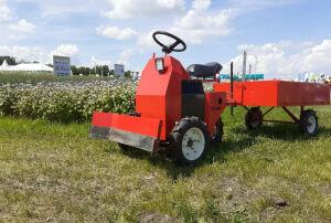В Татарстане начали производить технику для сельхозработников с ОВЗ