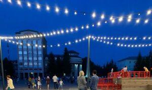 На улицах Бугульмы установят новые светодиодные светильники